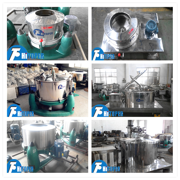 Continuous Decanter Centrifuge Drilling Industry Oily Sludge Dewatering Usage