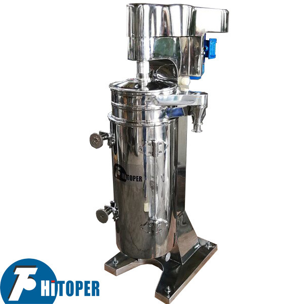 Three Phase Solid Liquid Separation Centrifuge Sugar & Honey Clarifying Use