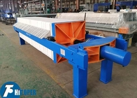 Construction Site Wastewater Filter Press , Industrial 70m2 Filter Press Equipment